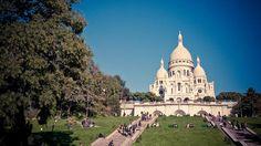 Paris, sacre coeur, sagrado corazon
