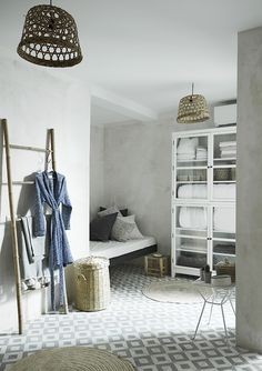 DANISH DESIGNER TINE K'S HOME ON MALLORCA, SPAIN | THE STYLE FILES