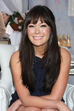 Lindsay Price. Hair.