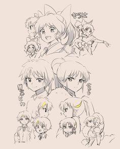 Inuyasha Fan Art, Kagome And Inuyasha, Seshomaru Y Rin, Dragon Rise, Rurouni Kenshin, Kokoro, Sailor Moon, Sailor Venus, Digimon