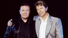 How David Bowie influenced my life and work by Ricky Gervais