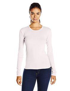b99d3f63 THREE DOTS Three Dots Women'S Long-Sleeve Crew-Neck T-Shirt. #threedots  #cloth #