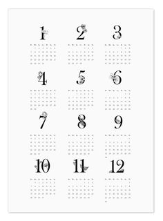 kalendarz 2019 do druku Bullet Journal Key, Bullet Journal Cover Page, Bullet Journal Spread, Journal Covers, Bujo, Bullet Journal Layout Templates, Calendar Organization, 2019 Calendar, Cover Pages