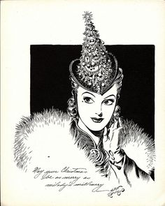 alex raymond - Princess Aura