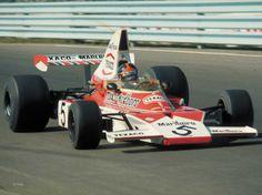 McLaren M23 1974 Emerson Fittipaldi, Brands Hatch