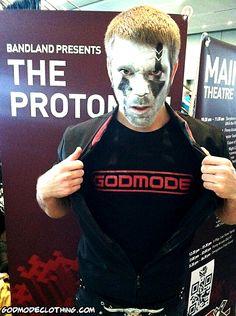 #godmode #paxeast #theprotomen