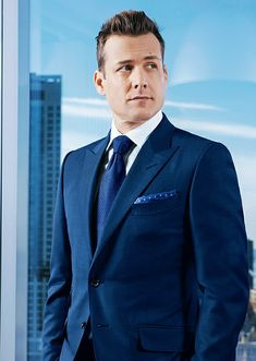 Harvey Specter... total narcissist and probable sociopath but does know how to dress (just my type! :S) (silly sartorial sunday)