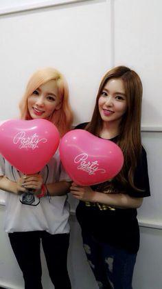 Taeyeon & Irene