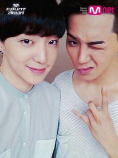 "Seungyoon and Minho - ""M!Countdown"""