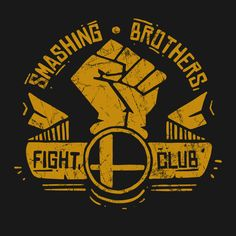 Check out this awesome 'Smashing+Brothers' design on TeePublic! http://bit.ly/1hL0Kne