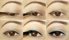 Cat Eyeliner Tutorial