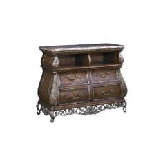 Check out the Pulaski 991145 Birkhaven Media Chest in Brown priced at $1,489.99 at Homeclick.com.
