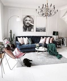 Room Interiors That Will Inspire Your Next Redecoration // I constantly look to sites like WeHeartIt to get inspired, particularly when it comes to interior design and home decor. Below are 12 images that I know will inspire your next redecoration. Home Decor Inspiration, Room Design, Room Interior, Home Decor, House Interior, Apartment Decor, Room Decor, Interior Design, Living Room Designs