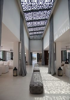 Welcome - Lobby - The Resort - Destino Ibiza - Destino Ibiza barefootstyling.com