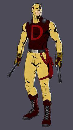 Marvel Comic Universe, Marvel Comics Art, Comics Universe, Marvel Dc, Comic Books Art, Comic Art, Marvel Tribute, Daredevil Art, Creepy Comics