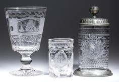 Additional forms of drinking vessels