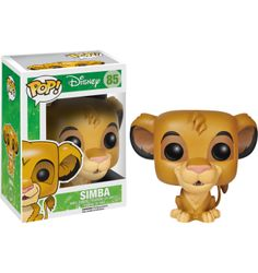 The Lion King - Simba Pop! Vinyl Figure