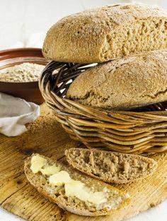 Baking/Leivonta: Oat bread/kauraleipä