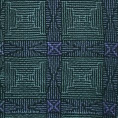 Linda Hartshorn - artistry in fiber  shadow weave -  Looking forward to a class with Linda at CNCH 2014