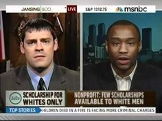 Should There Be a Whites-Only Scholarships?