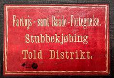 Protokol for årene 1894-1936 med Stubbekøbing Toldkammers registrering af fartøjer op til 20 tons. Heri mange fiske- og transportfartøjer hjemmehørende på Bogø, også kvaser. Under alle omstændigheder en bekvem kilde til fartøjer og fartøjstyper i Grønsund. Også en god kilde til personalhistorie. Ejere, førere og bådebyggere er nævnt. Rigsarkivet