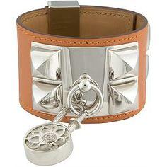 Hermes 'Collier De Chien' Bracelet