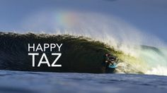 Happy Taz. Croyde's Taz Knight. Happy with his ocean roller riding.  See the big photo in the December issue of Carve mag. Photos and video ...