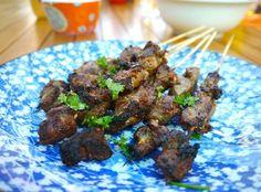 Addictive, Mouth-Numbing Xinjiang Chilli Lamb Skewers