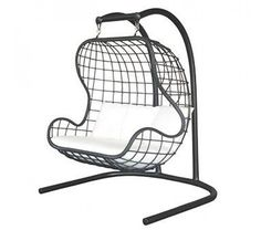Patagonia Twin Swing Chair http://stylishoutdoors.com.au/Lounges/hanging-swing-chairs/patagonia-twinswingchair