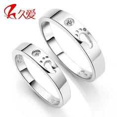 Valentine ring 925 sterling silver rings female preference for male couple on the ring couple rings silver tail ring