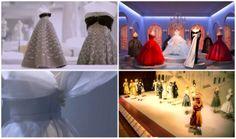 Exhibiting the history of Dior. (http://www.apparelnews.net/news/2014/jun/13/mini-couture/) #Dior #Exhibit #History #Chengdu #China #Flagship #Fashion #ApparelNews