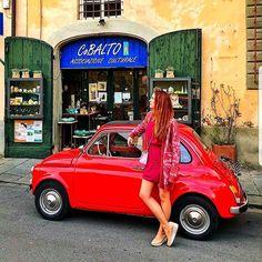 Fiat500nelmondo (@fiat500nelmondo) • Foto e video di Instagram Fiat 500, Video, Instagram, Women, Woman