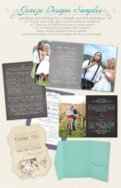 Boho Vintage Floral Wedding Invitations Blush Pink Wedding With