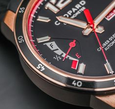 Chopard Mille Miglia GTS Power Control Watches Hands-On Hands-On