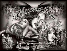 Chicana Love