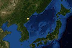 I sismografi di tutto il mondo hanno registrato il terremoto di grado 5.1 originato dall'ordigno nucleare della Corea del Nord, fatto esplodere nella