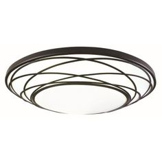 Shop Portfolio  19-in W Black Integrated LED Deco Ceiling Flush Mount at Lowe's Canada. Find our selection of flush mount ceiling lights at the lowest price guaranteed with price match + 10% off.