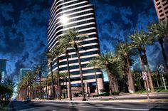 Downtown Phoenix Downtown Phoenix, Arizona Usa, Skyscraper, Multi Story Building, News, Places, Pictures, Photos, Skyscrapers