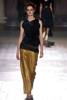 Dries Van Noten | Spring 2003 Ready-to-Wear Collection | Style.com