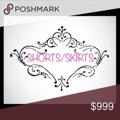 Rompers, skirts, shorts Rompers, skirts, shorts Other