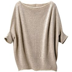 DI Cashmere Dolman Sleeve Sweater  - UNIQLO UK Online fashion store