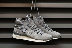 New Balance Introduces the Rugged Niobium Boot