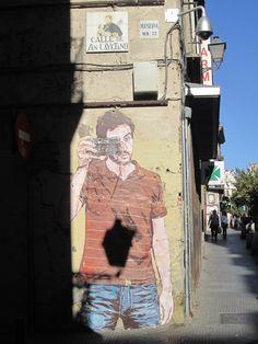 Arte urbano en Lavapiés