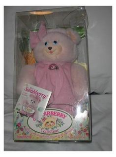 Fisher-Price Briarberry Bear Collection - Sarahberry Bear I got this for my birthday one year