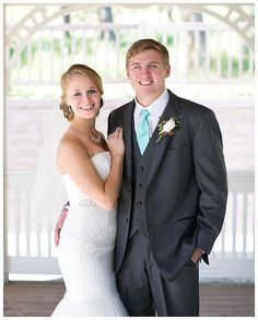 Holdon and Brittany. . . #BlackHillsReceptions