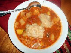 """Sourdough Sunday - """"Lazy Cook"""" Dumplings"""