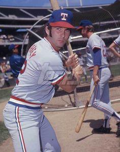 1972 Topps Baseball Original Color Negative. Billy Fahey RANGERS