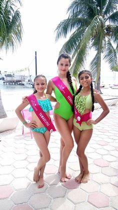 mini belleza latina en spa niñas cancun