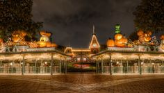 Happiest Halloween on Earth - Tours Departing Daily