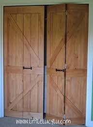 1000 images about custom built barn doors on pinterest for Narrow barn door